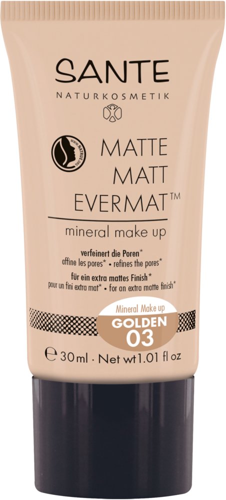 Sante meikkivoide EvermatTM Golden 03