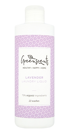 Greenscents pyykinpesuneste laventeli - näyte 60 ml
