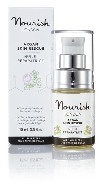 Nourish London Argan Skin Rescue