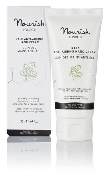 Nourish London Kale Anti-Ageing Hand Cream
