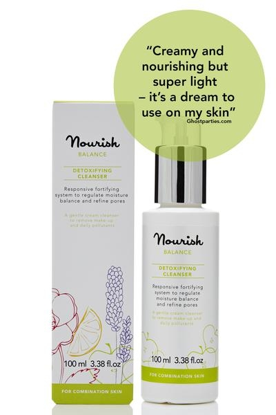 Nourish London Balance Detoxifying Cleanser