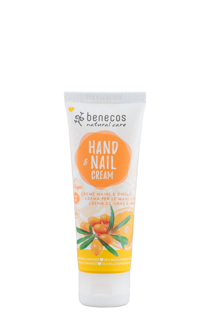 Benecos käsivoide tyrnimarja & appelsiini