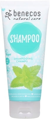 Benecos shampoo melissa ja nokkonen