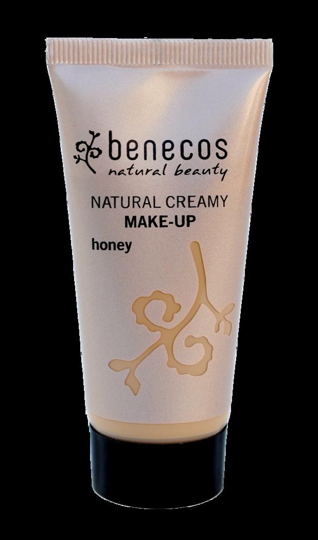 Benecos Natural creamy meikkivoide Honey