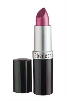 SUPERHINTA! Benecos Natural huulipuna Hot pink
