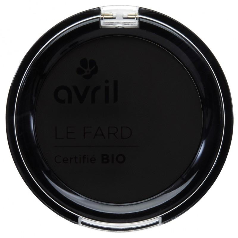 Avril mineraaliluomiväri Noir Ébène Mat