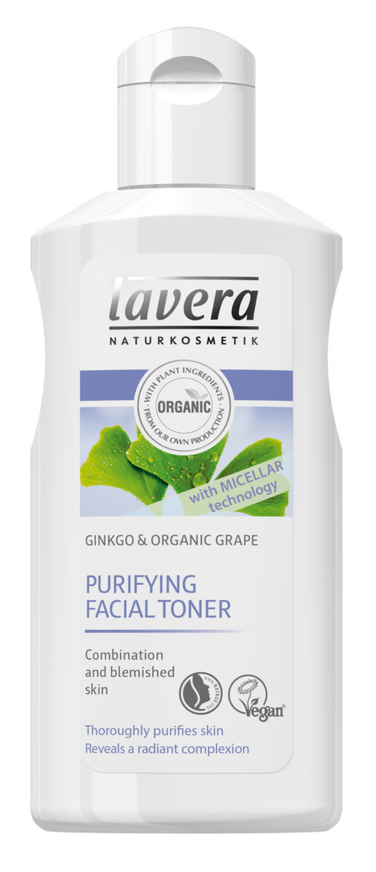 Lavera Purifying Facial toner kasvovesi