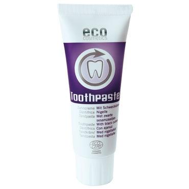 TRIPLAPAKKKAUS! Eco Cosmetics hammastahna ienongelmia ja hammaskiveä vastaan 3 x 75 ml