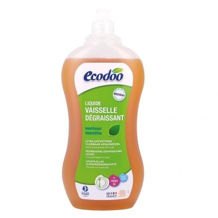 Ecodoo astianpesuaine rasvaa vastaan, 1000 ml