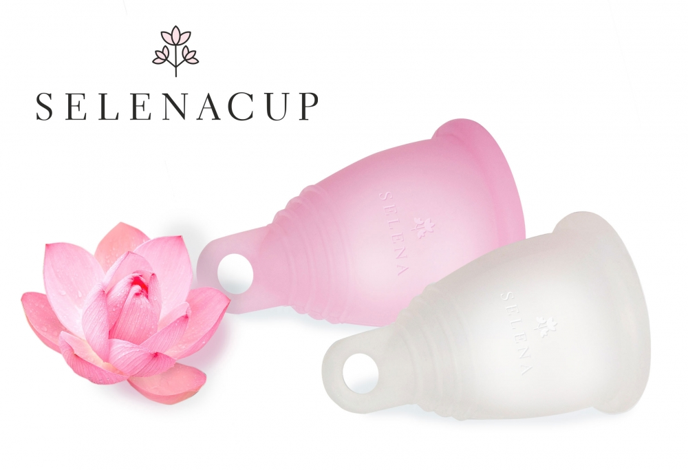 Selena Cup - kuukuppi koko S