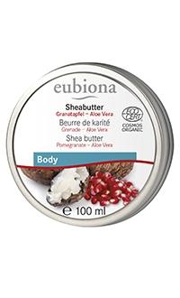 Eubiona sheavoi granaattiomena-aloe vera