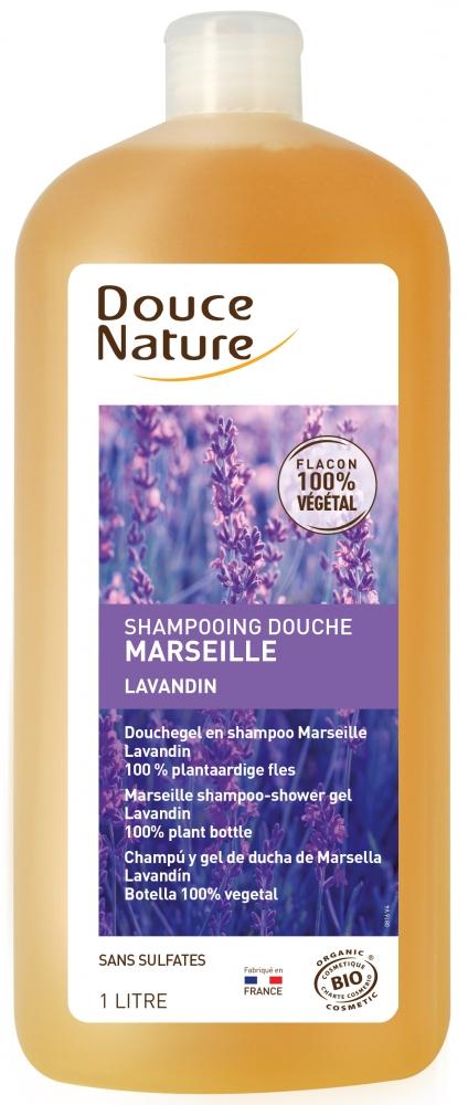 POISTO: Douce Nature suihkushampoo laventeli
