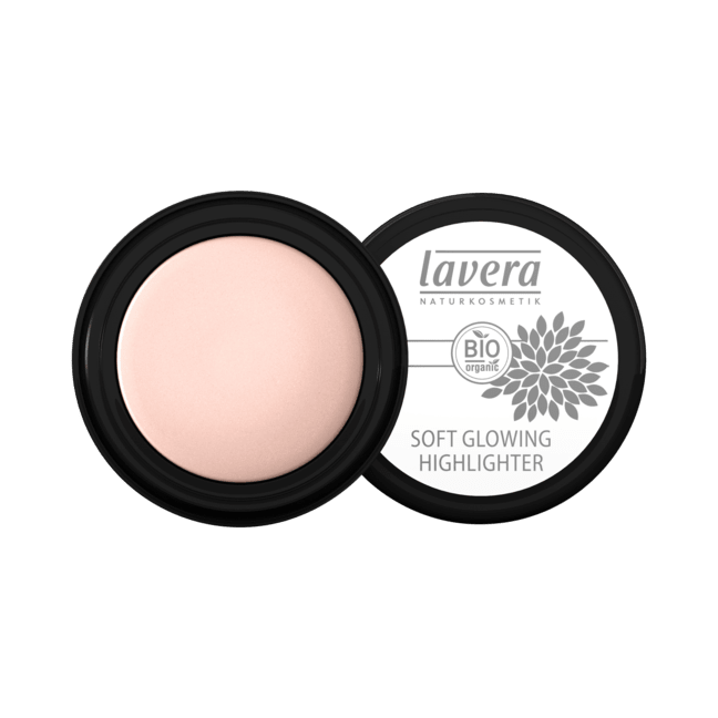 Lavera Soft Glowing Highlighter kasvohohde - Shining Pearl
