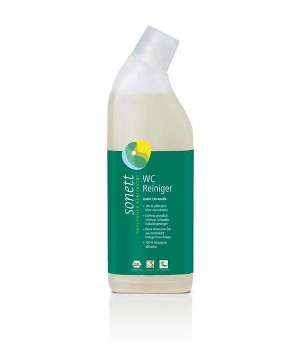 Sonett Wc-puhdistusaine seetri-sitruuna