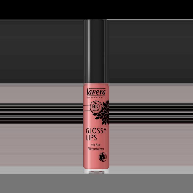 Lavera Glossy Lips huulikiilto Rosy Sorbet 8