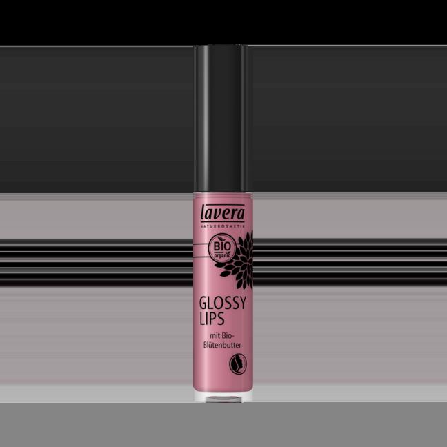 Lavera Glossy Lips huulikiilto Soft Mauve 11