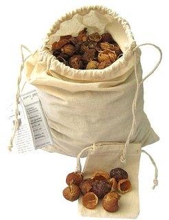 Naturgut pesupähkinät puuvillapussissa 500 g