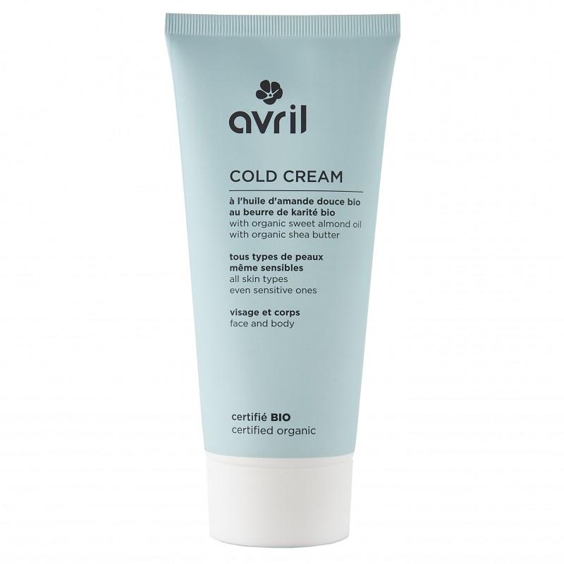 Avril Cold Cream kosteusvoide