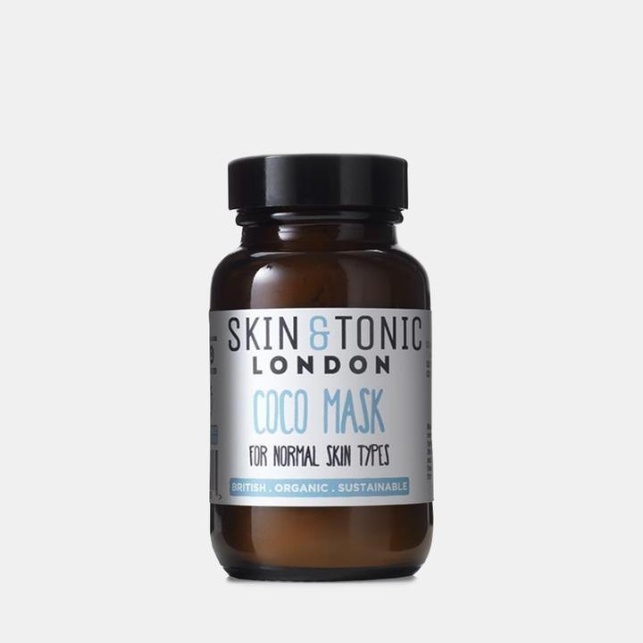 Skin & Tonic Coco Mask rauhoittava kasvonaamio