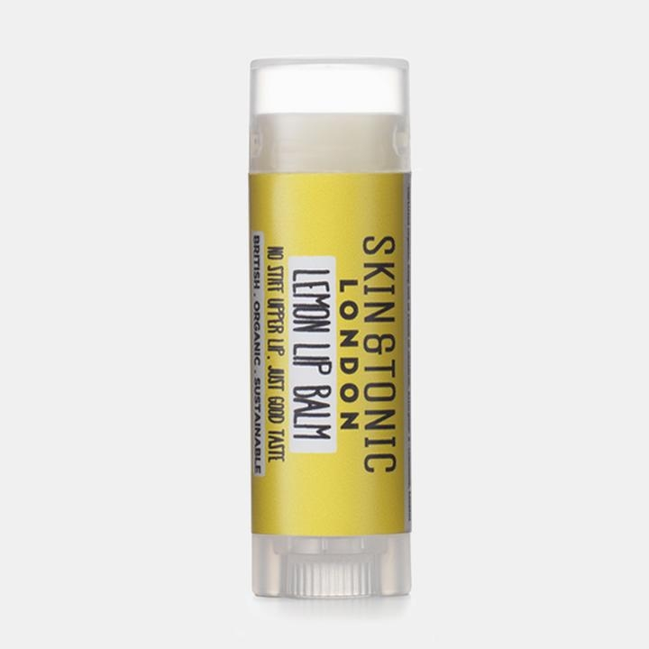 Skin & Tonic Sitruuna huulivoide