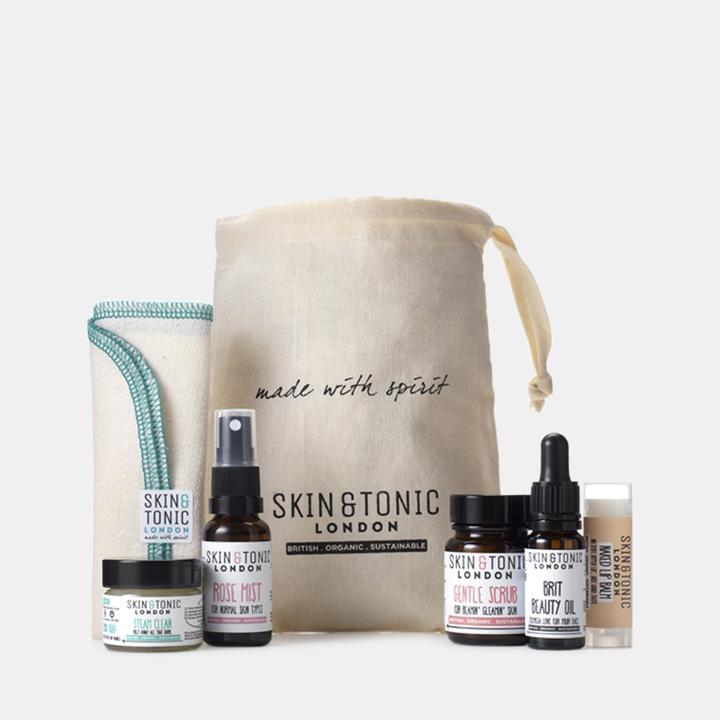 Skin & Tonic Deluxe Gift Set -lahjapakkaus