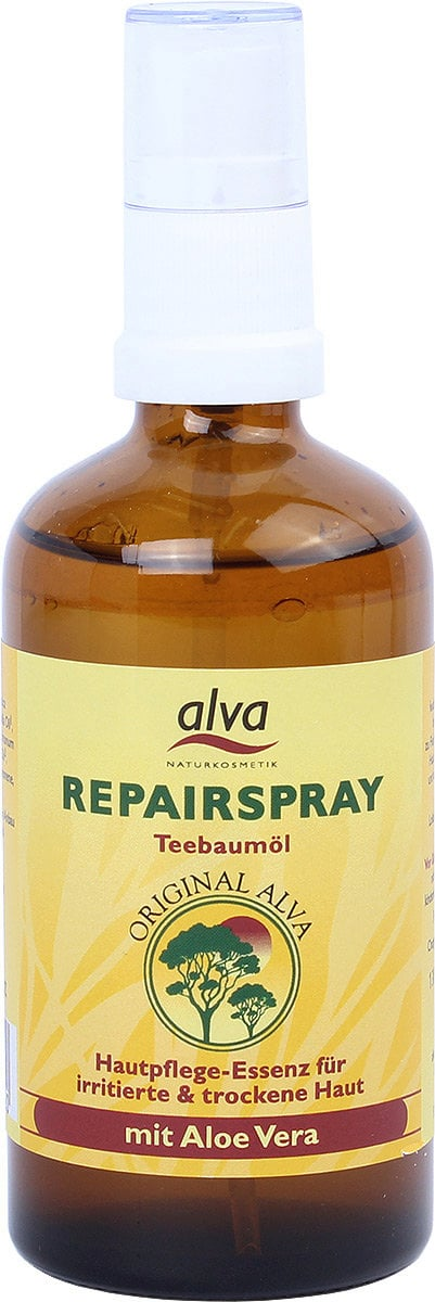 alva Tea tree teepuuöljy Repair suihke