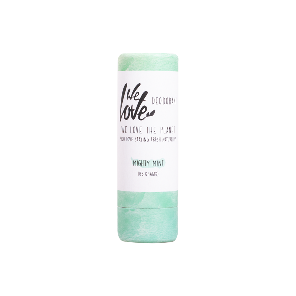 We Love The Planet Deostick Mighty Mint