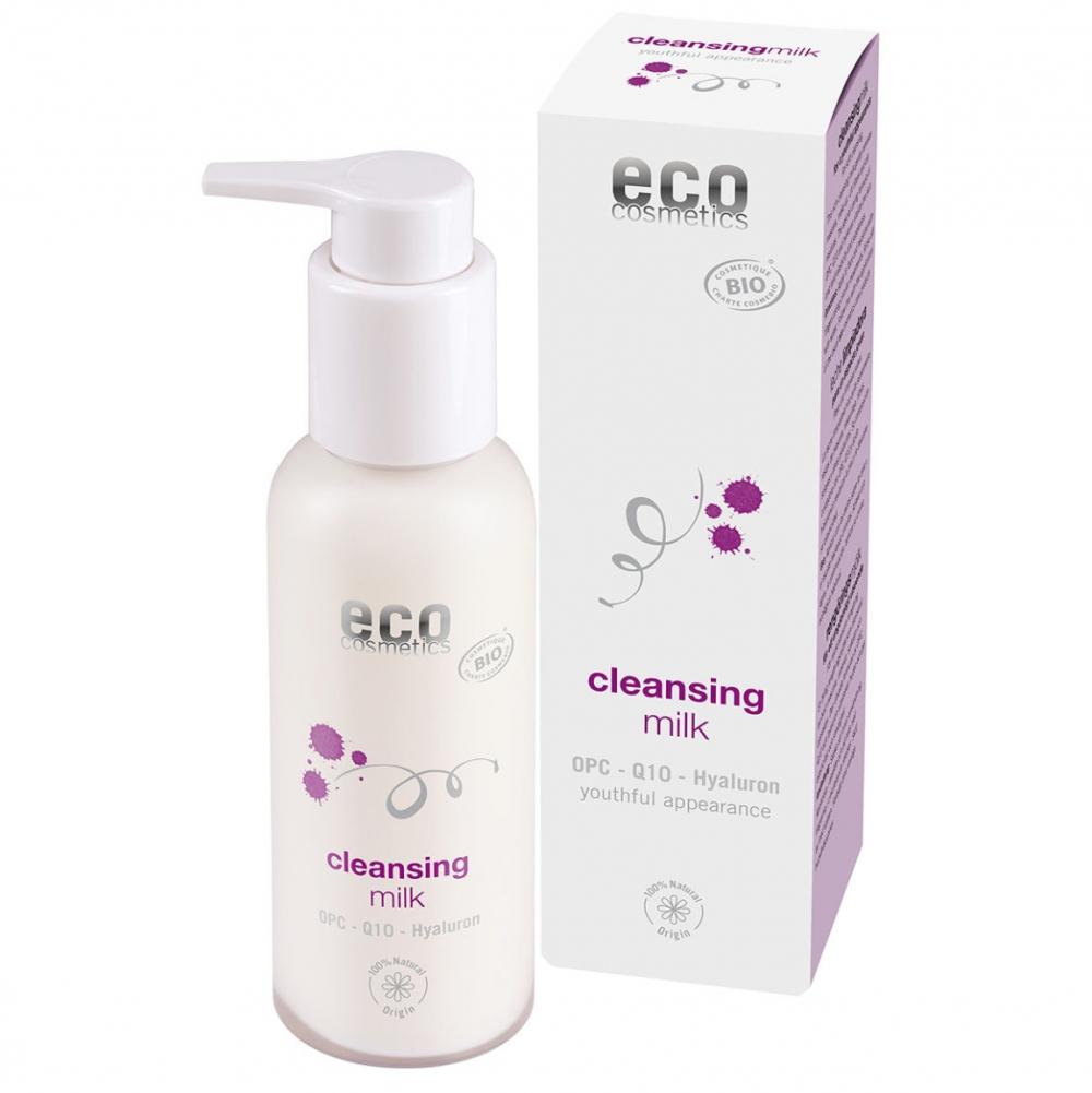 Eco Cosmetics anti-age puhdistusmaito
