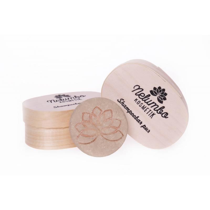 Nelumbo tuoksuton palashampoo kaikille hiustyypeille, 55g
