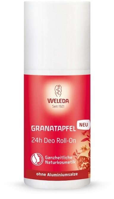 Weleda deodorantti roll-on, granaattiomena