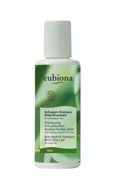 Eubiona shampoo ärtyneelle hiuspohjalle ja hilsettä vastaan, 200 ml