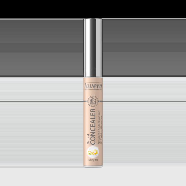 Lavera Natural peitevoide Q10 - Ivory 01