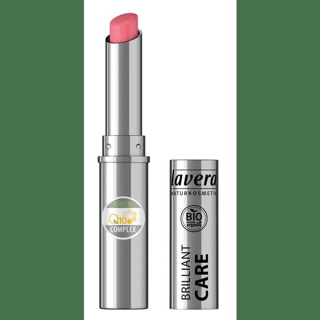 Lavera Beautiful Lips Brilliant Care Q10 Strawberry Pink 02