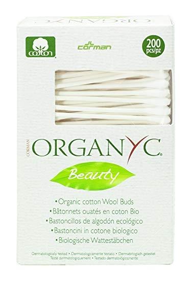 Organyc vanupuikot 200 kpl