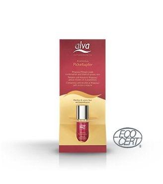 Alva Rhassoul Tea Tree Oil Pimple Swab - epäpuhtauksien täsmähoito