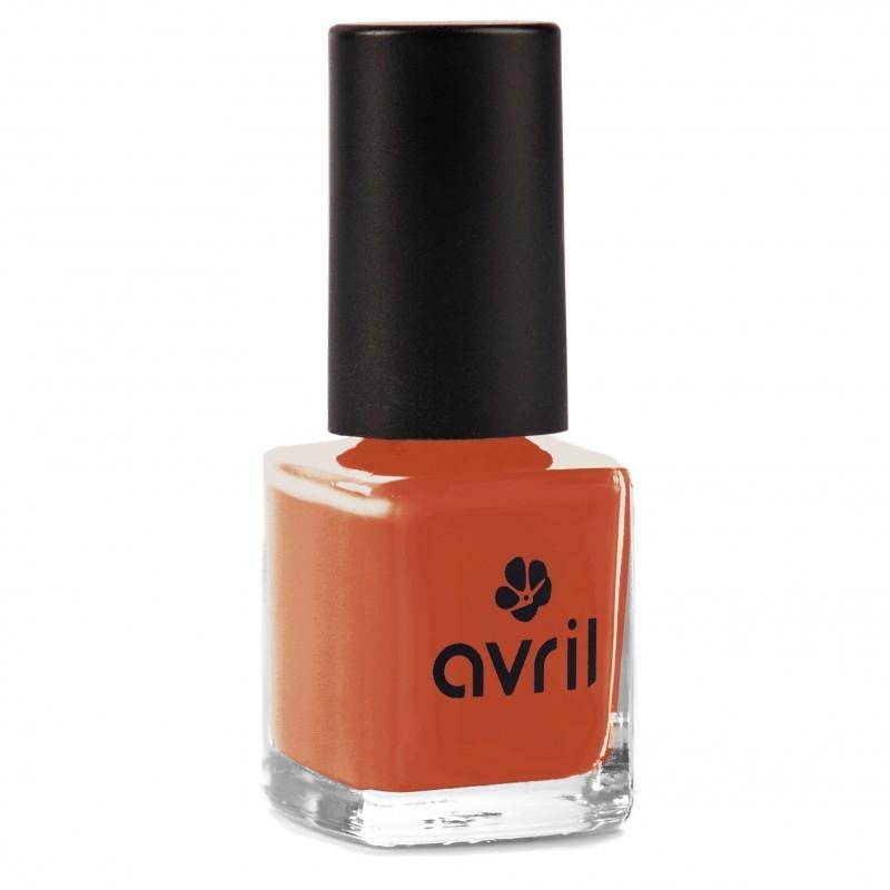 Avril 7-free kynsilakka Tangerine n°864