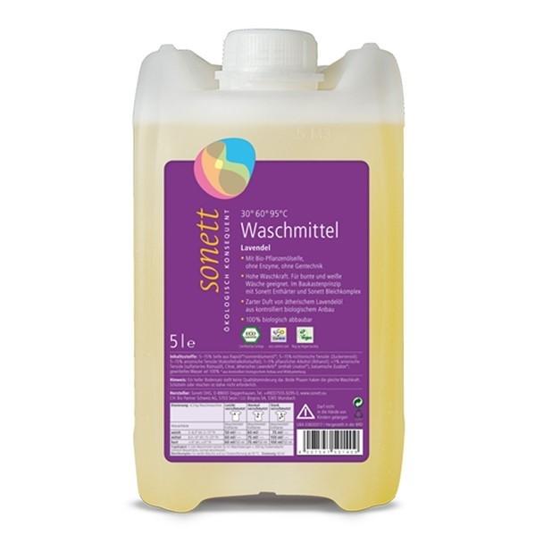 Sonett pyykinpesuneste laventeli 5 L