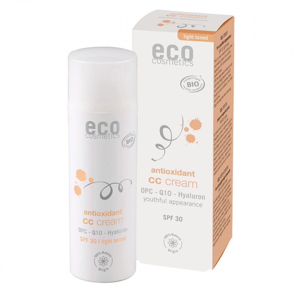 Eco Cosmetics CC-voide Light SK30, 50 ml