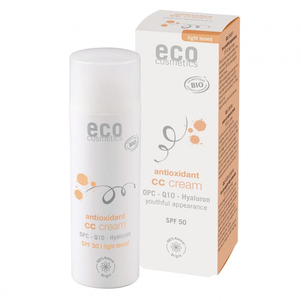 Eco Cosmetics CC-voide Light SK50, 50 ml