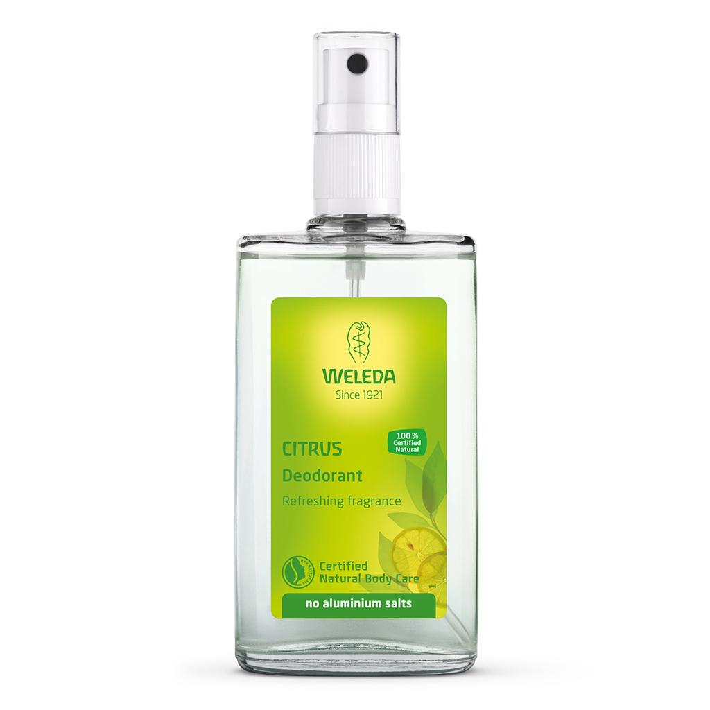 Weleda deodorantti sitrus