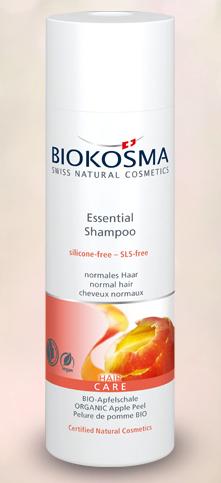Biokosma omena shampoo
