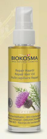Biokosma hiusöljy
