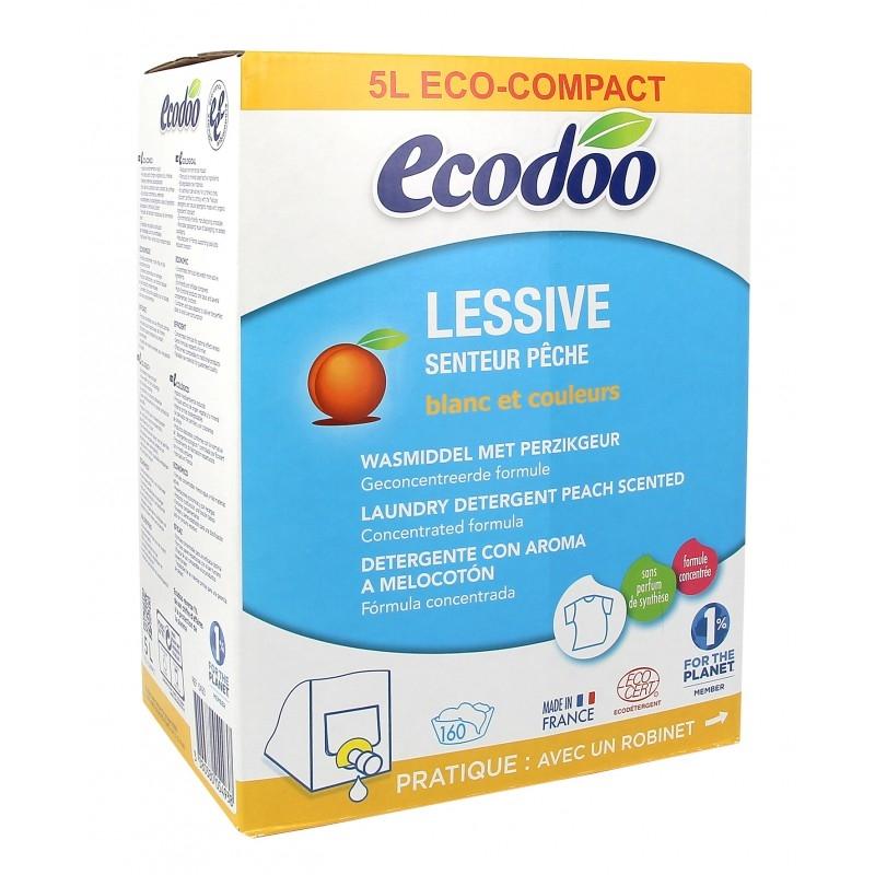 Ecodoo pyykinpesuneste, hanapakkaus, 5 l