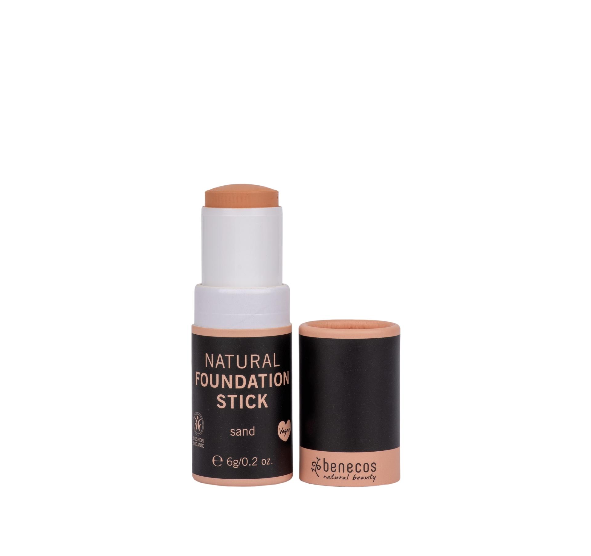 Benecos Natural meikkivoidepuikko Sand
