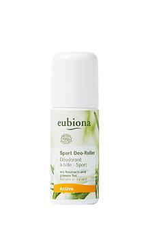 Eubiona Sport deodorantti roll-on