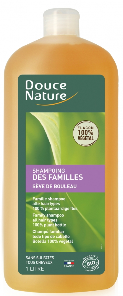 Douce Nature Family shampoo