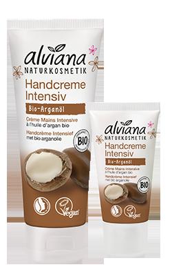 Alviana käsivoide Intensiv arganöljy