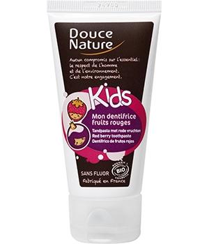 Douce Nature marjanmakuinen hammastahna lapsille