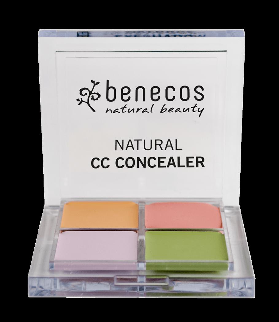 Benecos Natural CC-peitepaletti