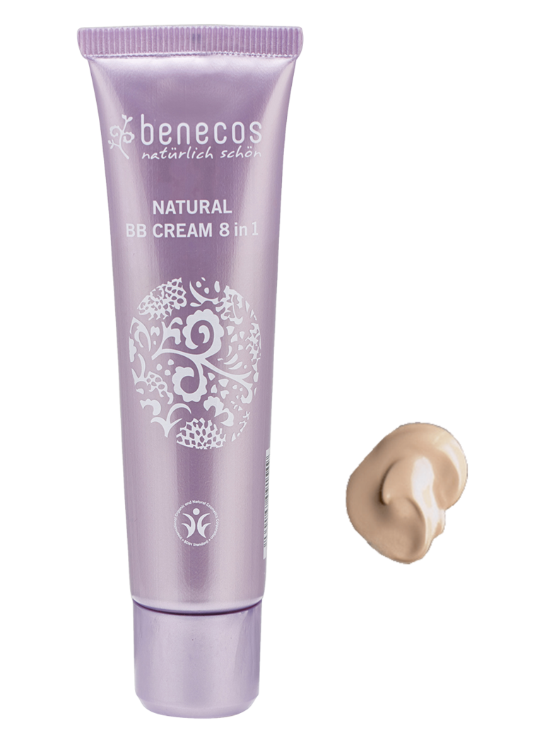 Benecos Natural 8in1 BB-voide Porcelain
